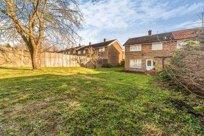 2 Bedrooms End Of Terrace House for sale in Briardale, Stevenage, Hertfordshire, England
