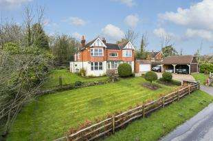 5 Bedrooms Detached House for sale in Gate House Lane, Framfield, Uckfield, East Sussex