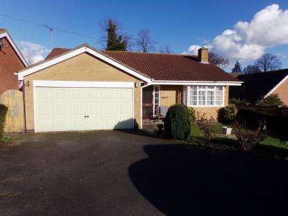 3 Bedrooms Bungalow for sale in Primrose Close, Narborough, Leicester, Leicestershire