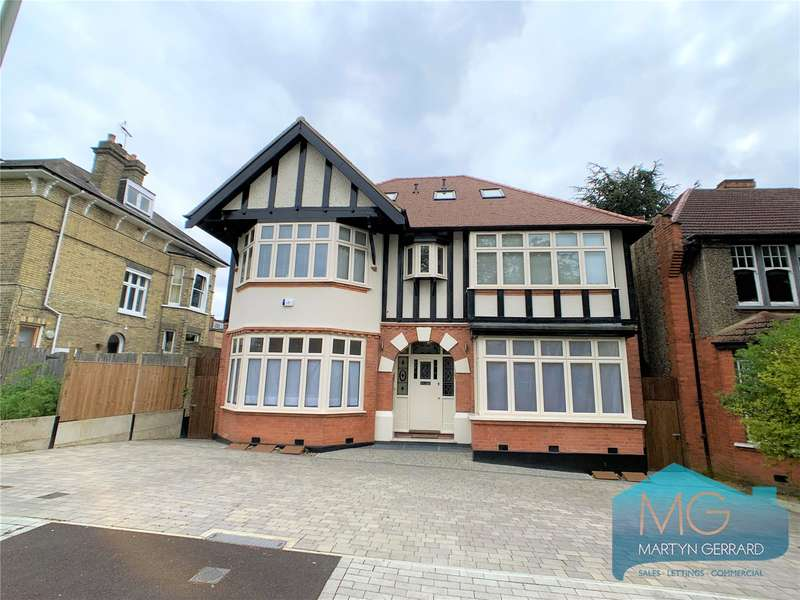 3 Bedrooms Apartment Flat for sale in Holden Road, North Finchley, London, N12
