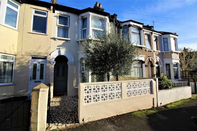 3 Bedrooms Terraced House for sale in Westdown Road, London