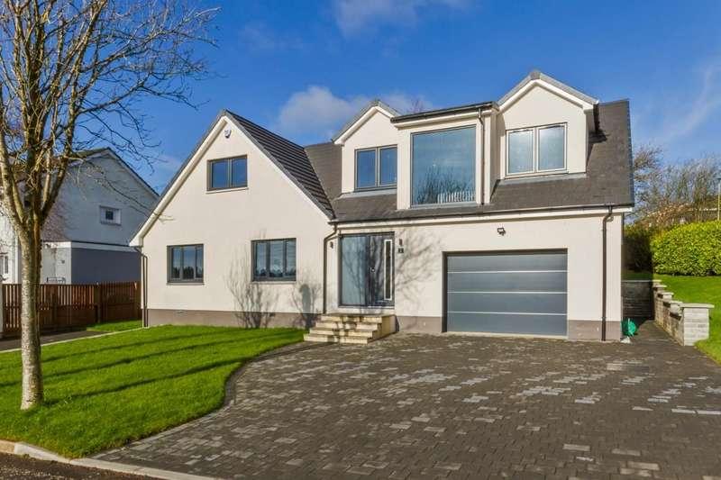 4 Bedrooms Detached House for sale in Glen Turret, St Leonards, EAST KILBRIDE