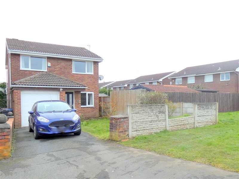 3 Bedrooms Detached House for sale in Mellor Close, Tarbock, Prescot