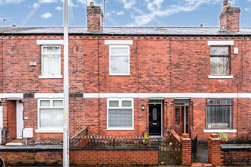 2 Bedrooms House for sale in Westminster Street, Swinton, Manchester, Greater Manchester, M27