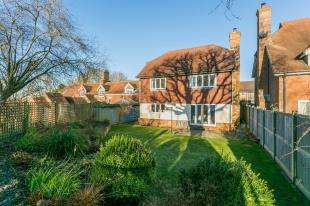 4 Bedrooms Detached House for sale in Clarks Yard, Flimwell, Wadhurst, East Sussex