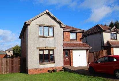 4 Bedrooms Detached House for sale in Patrickbank Crescent, Elderslie