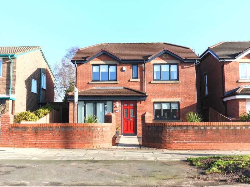 4 Bedrooms Detached House for sale in Cherryfield Drive, Southdene