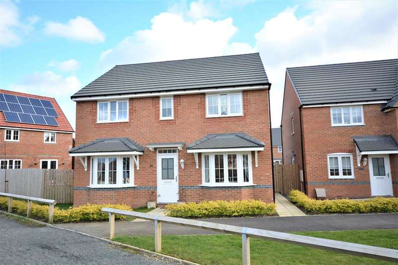 4 Bedrooms Detached House for sale in Rokeby Way, Spennymoor, DL16 7FB