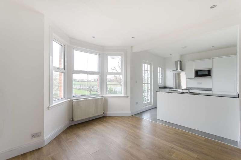 3 Bedrooms Maisonette Flat for sale in Eastfields Road, Acton, W3