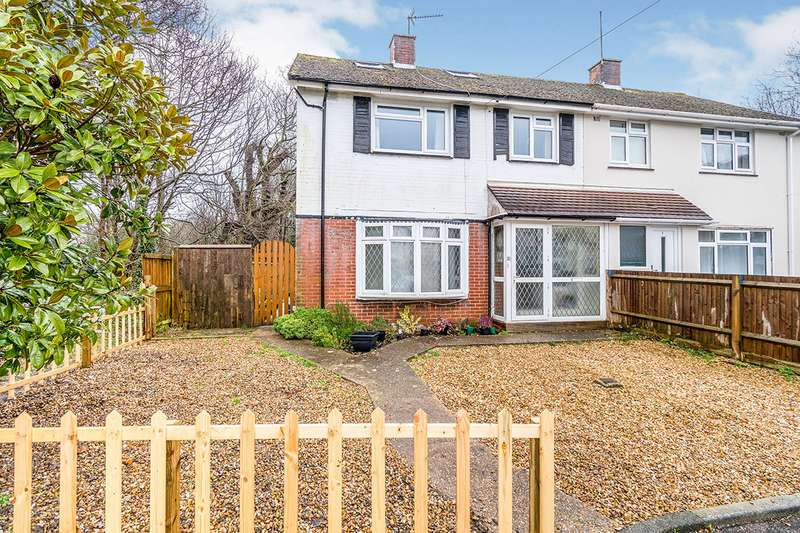 3 Bedrooms Semi Detached House for sale in Barnfield Road, Southampton, Hampshire, SO19
