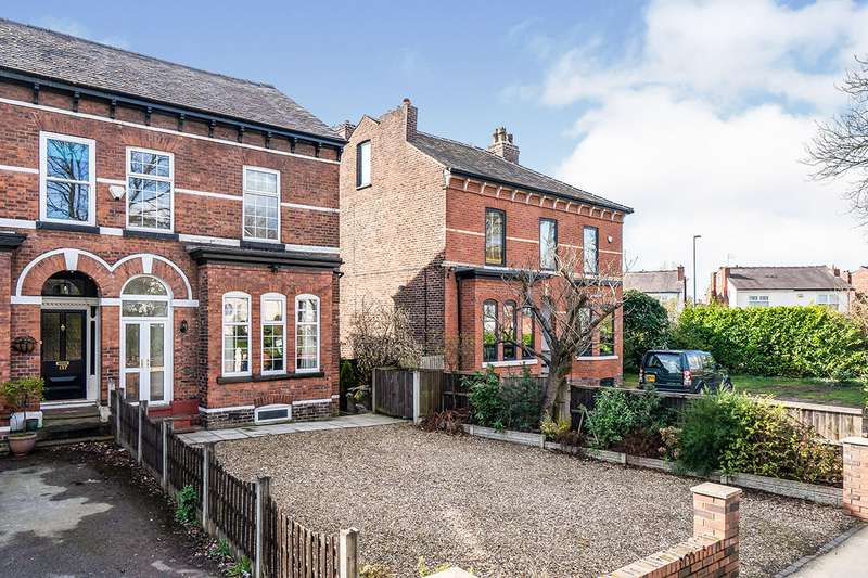 5 Bedrooms Semi Detached House for sale in Monton Road, Eccles, Manchester, Greater Manchester, M30