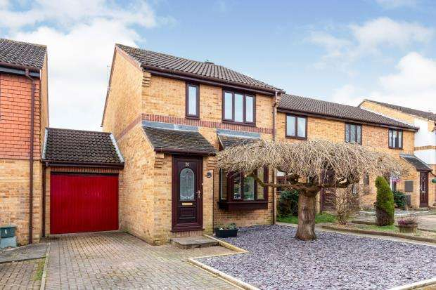 3 Bedrooms Link Detached House for sale in Chineham, Basingstoke, Hampshire