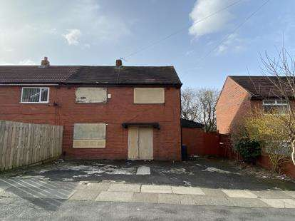 2 Bedrooms Semi Detached House for sale in Nugent Road, Bolton, Greater Manchester, BL3