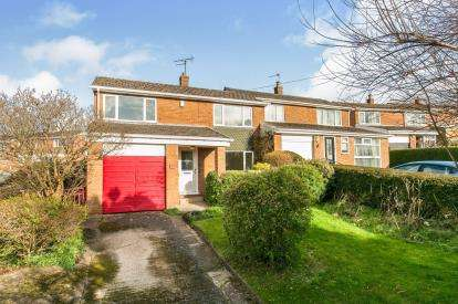 3 Bedrooms Link Detached House for sale in Bryn Mor Drive, Flint, Flintshire, North Wales, CH6