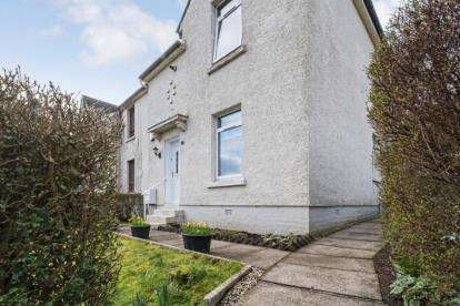 3 Bedrooms Semi Detached House for sale in Auldgirth Road, Glasgow