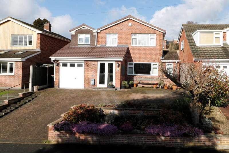 4 Bedrooms Detached House for sale in Trinity Close, Ashby-de-la-Zouch