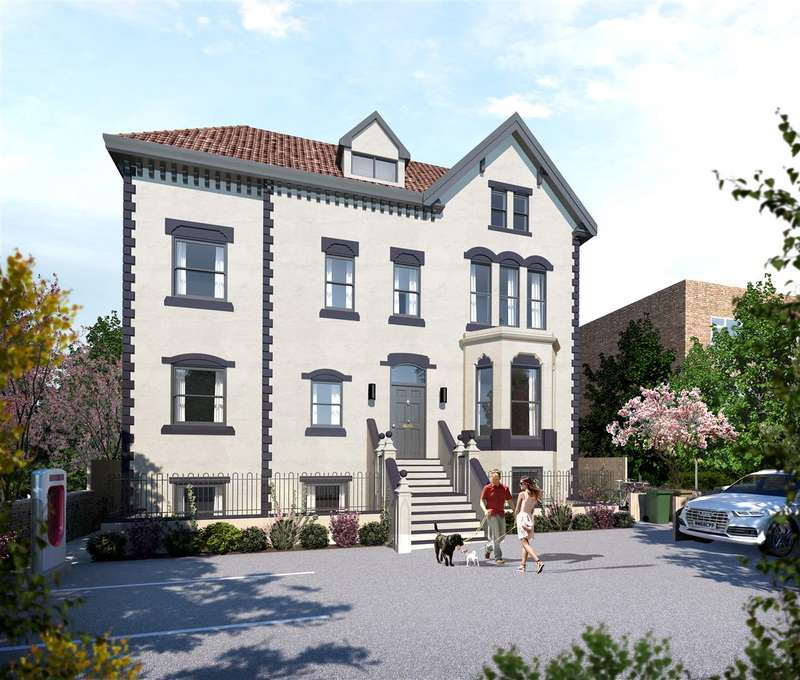2 Bedrooms Apartment Flat for sale in Abbotsford Road, Blundellsands, Crosby, Liverpool