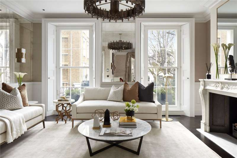 6 Bedrooms Terraced House for sale in Montpelier Square, Knightsbridge, London, SW7
