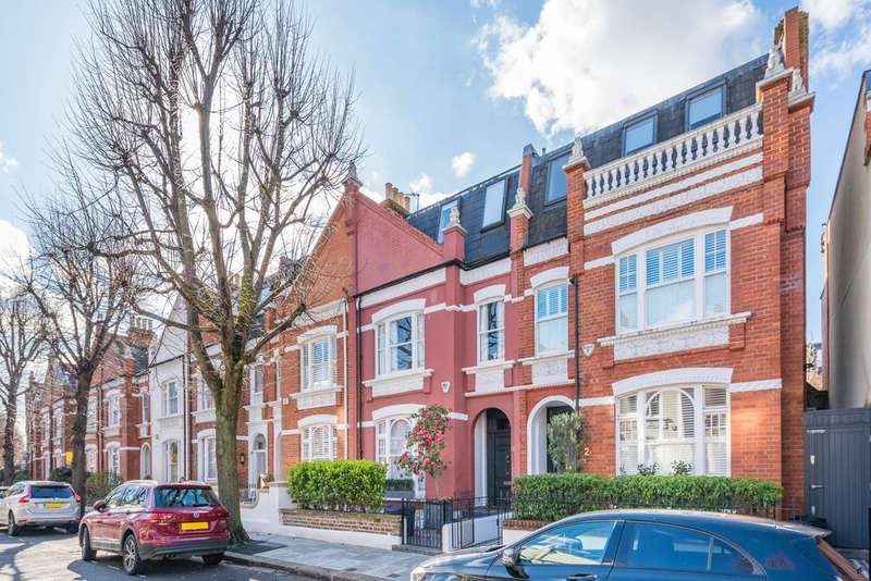 5 Bedrooms End Of Terrace House for sale in Chipstead Street, Peterborough Estate, SW6