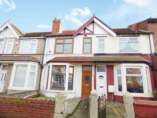 Terraced House for sale in Poulton Road, Fleetwood, Lancashire, FY7 7AR