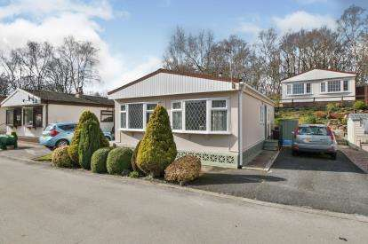2 Bedrooms Bungalow for sale in Gawthorpe Edge, Padiham Road, Burnley, Lancashire, BB12