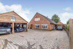 4 Bedrooms Bungalow for sale in Hockers Close, Delting, Maidstone, Kent