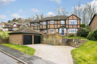 5 Bedrooms Detached House for sale in St Marys Garth, Buxted, Uckfield, East Sussex