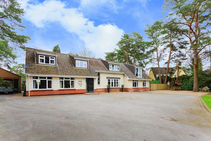 5 Bedrooms Chalet House for sale in Ringwood, BH24 2AN