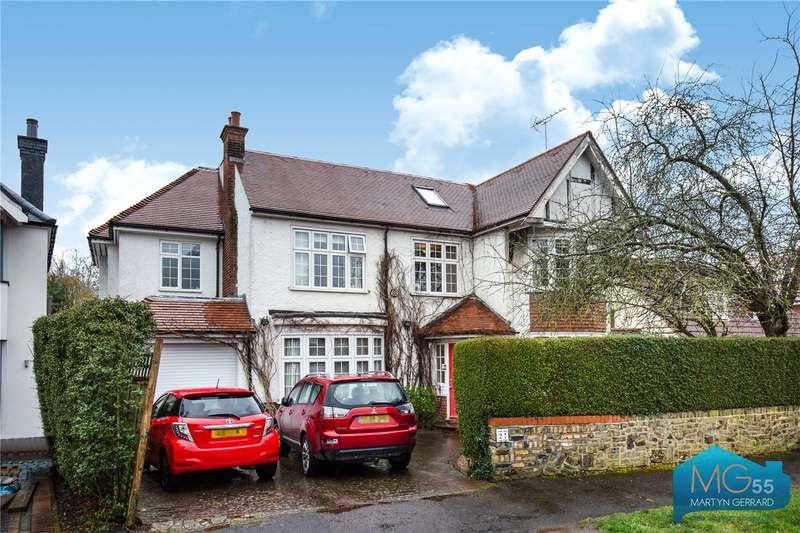 6 Bedrooms Detached House for sale in Grimsdyke Crescent, Barnet, Hertfordshire, EN5