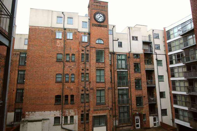 2 Bedrooms Flat for sale in Rutland Street, Leicester, LE1