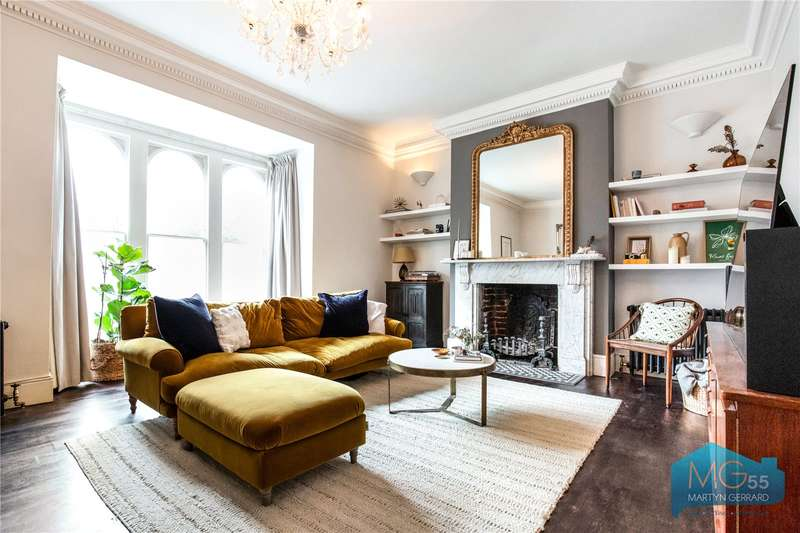 2 Bedrooms Apartment Flat for sale in Hornsey Rise, Crouch End Borders, London, N19