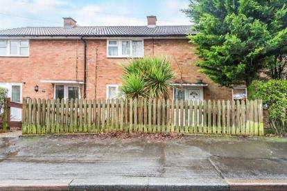2 Bedrooms Terraced House for sale in Randalls Hill, Stevenage, Hertfordshire