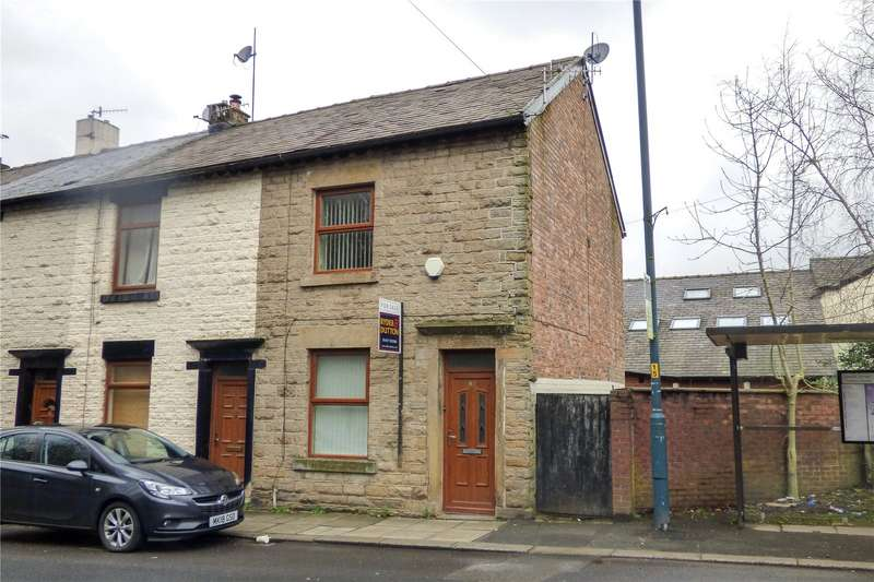 3 Bedrooms End Of Terrace House for sale in Egmont Street, Mossley, OL5