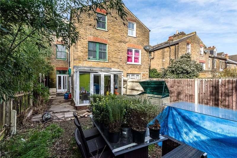 6 Bedrooms Terraced House for sale in Raleigh Gardens, London, SW2