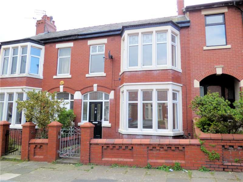 3 Bedrooms Terraced House for sale in Elm Ave, Blackpool, Lancashire
