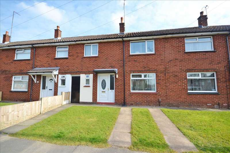 3 Bedrooms Terraced House for sale in St. Gregory's Place, Chorley