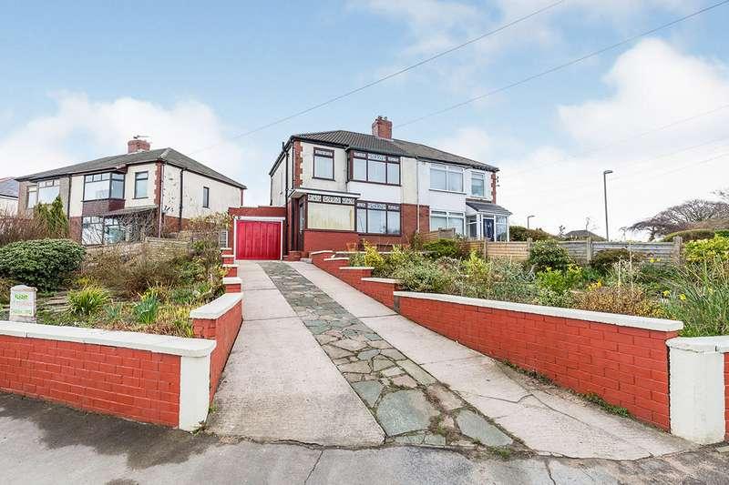 3 Bedrooms Semi Detached House for sale in Blackburn Road, Chorley, Lancashire, PR6
