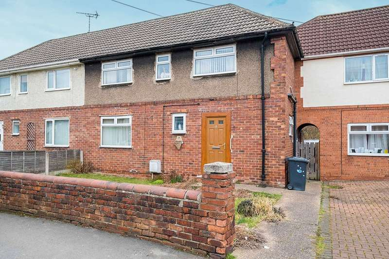 4 Bedrooms House for sale in Eastern Avenue, Dinnington, Sheffield, South Yorkshire, S25
