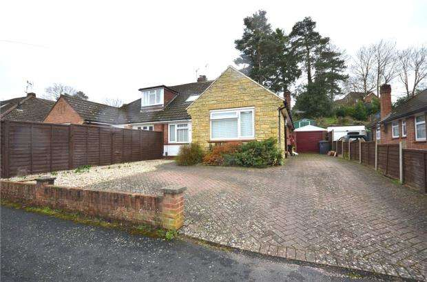 5 Bedrooms Bungalow for sale in Ferndale Road, Church Crookham, Fleet