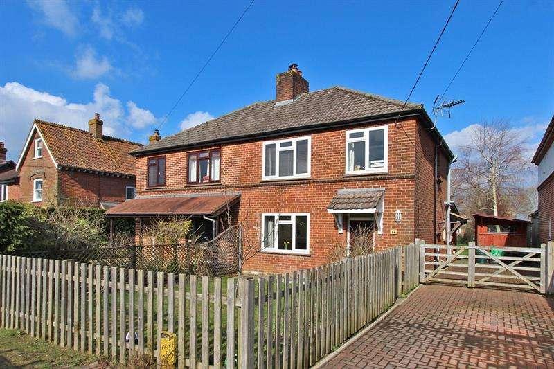 Property for sale in Tattenham Road, Brockenhurst, Hampshire, SO42