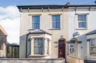 4 Bedrooms End Of Terrace House for sale in Stroud Road, ., Woodside, London