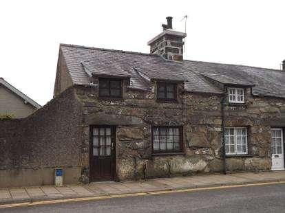 3 Bedrooms End Of Terrace House for sale in Dublin Street, Tremadog, Porthmadog, Gwynedd, LL49