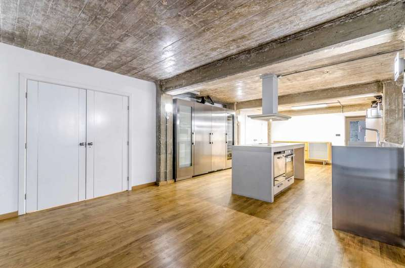 3 Bedrooms Land Commercial for sale in New Crane Wharf, Wapping, E1W