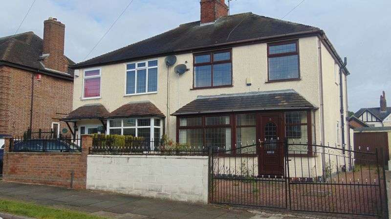 3 Bedrooms Property for sale in Bluestone Avenue, Stoke-On-Trent