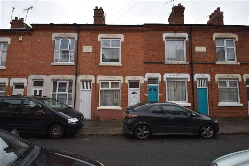 3 Bedrooms Terraced House for sale in Lonsdale Street, LEICESTER