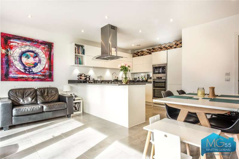 3 Bedrooms End Of Terrace House for sale in Wilkes Close, Mill Hill, London, NW7