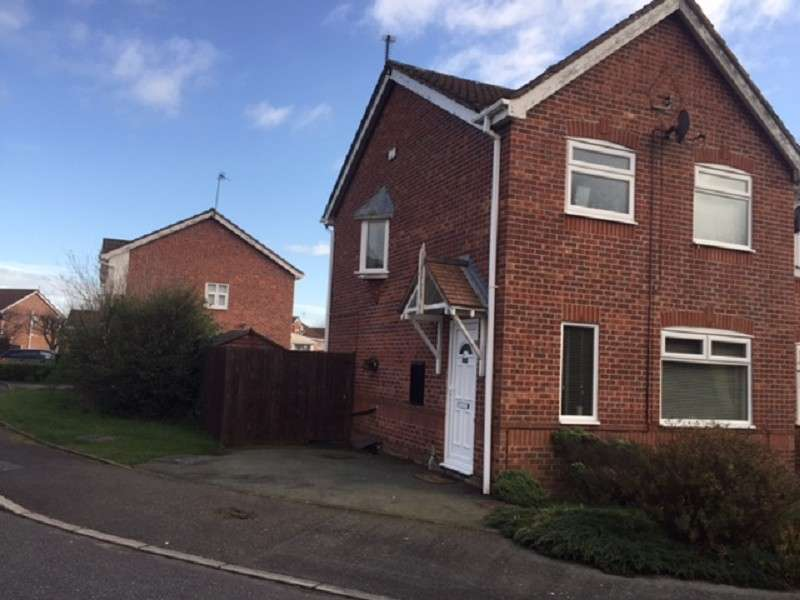 3 Bedrooms Semi Detached House for sale in Brambling Park, Liverpool, Merseyside. L26 7WE