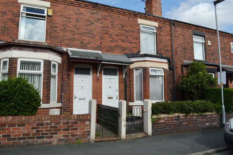 3 Bedrooms Terraced House for sale in Delph Street, Springfield, Wigan, WN6 7EG