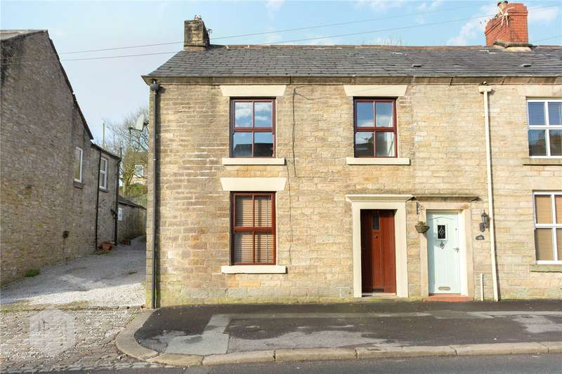 3 Bedrooms End Of Terrace House for sale in High Street, Belmont, Bolton, Lancashire, BL7