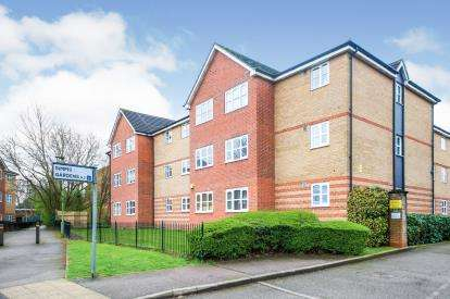 2 Bedrooms Flat for sale in Simms Gardens, East Finchley, London, .